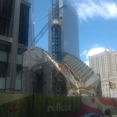 cantiere Oculus